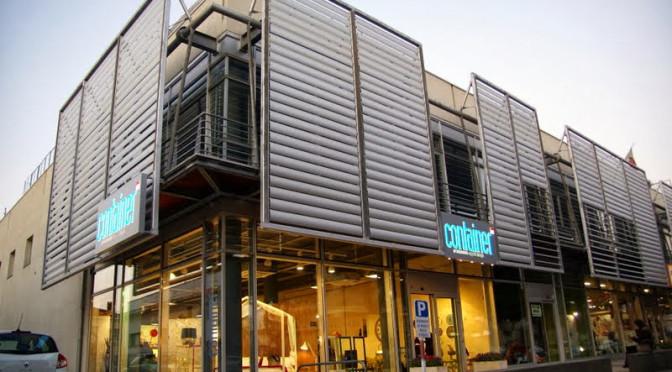 sabato 8 marzo 2014 - Inaugurazione Container 451